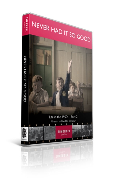 Never Had It So Good: Life in the 1950s Part 2 (DVD)