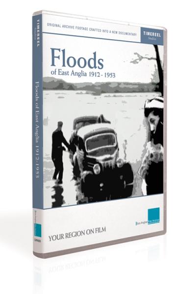 Floods of East Anglia (DVD)