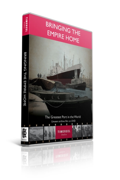 Bringing the Empire Home: The Greatest Port in the World (DVD)