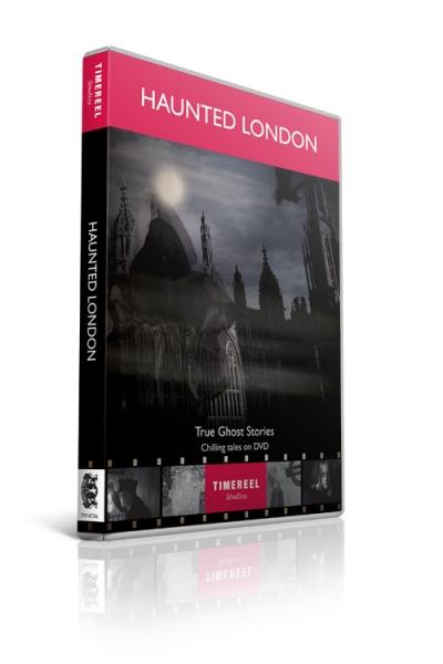Haunted London: True Ghost Stories (DVD)