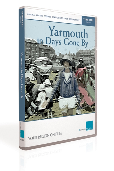 Yarmouth in Days Gone By (DVD)