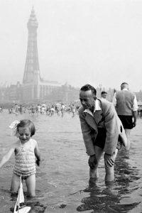 Blackpool, 1950s (Card)